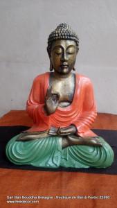 Bouddha protection H20 cm