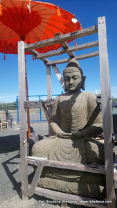 Grand Bouddha H120 cm