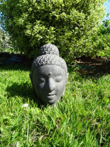 Bouddha poterie