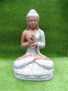 Bouddha méditation H60 cm