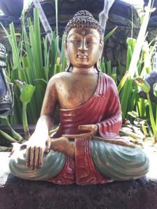 Bouddha en Lotus