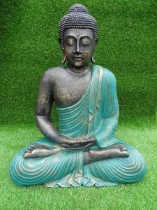 Bouddha vert 60 cm