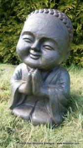 Jeune moine gracieux