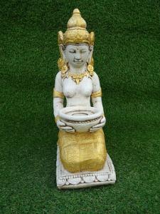 statuette Déesse à genou offrande