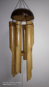 Grand carillon bambou bali