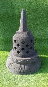 lampe de jardin Borobudur