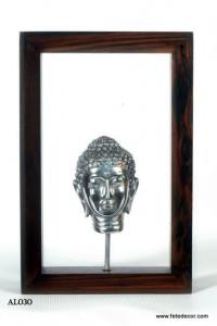 Bouddha en cadre