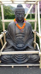 Bouddha Géant en fibre
