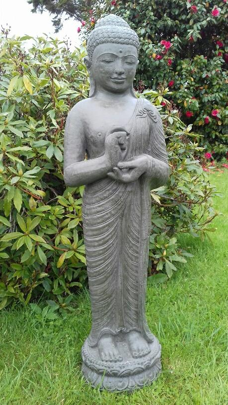 Am nagez votre jardin comme a bali vente de d corations - Statue bouddha exterieur pour jardin ...